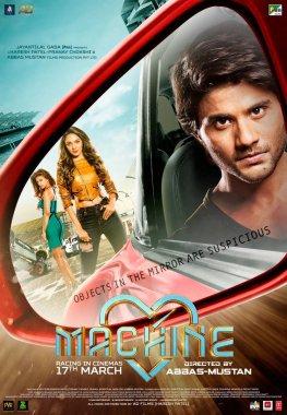 Machine (2017) Hindi 720p HDRip x264 1.2GB