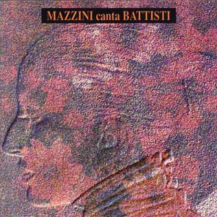 <i>Mazzini canta Battisti</i> 1994 studio album by Mina