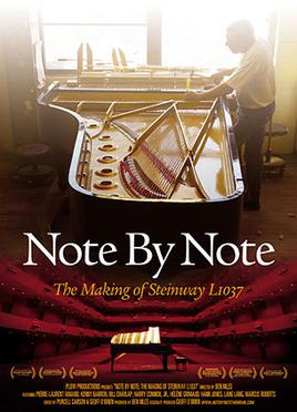 Note by Note: The Making of Steinway L1037 (2007) movie poster