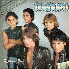 <i>Quiero Ser</i> 1981 studio album by Menudo