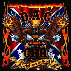 <i>Rebel Meets Rebel</i> 2006 studio album by David Allan Coe with Dimebag Darrell, Vinnie Paul and Rex Brown