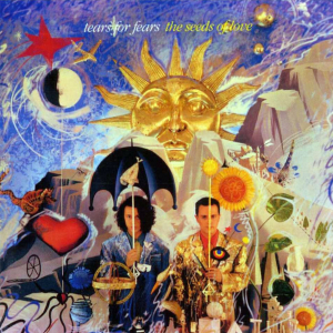 <i>The Seeds of Love</i> 1989 studio album by Tears for Fears