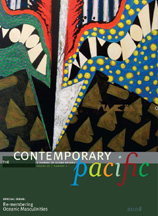 <i>The Contemporary Pacific</i> journal