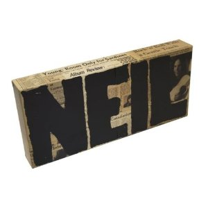 <i>The Archives Vol. 1 1963–1972</i> 2009 box set by Neil Young