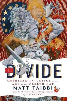 American Injustice in the Age of the Wealth Gap The Divide