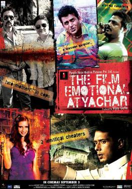 The Film Emotional Atyachar movie poster