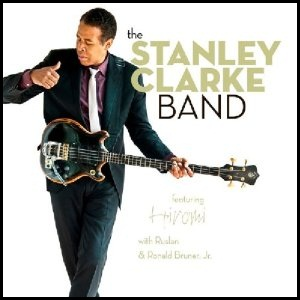 <i>The Stanley Clarke Band</i> 2010 studio album by Stanley Clarke