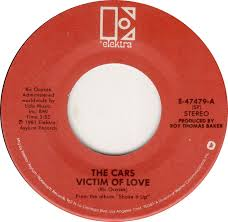 Victim of Love (The Cars song) 1982 single by The Cars