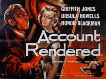 Account Rendered 1957 Film Wikipedia