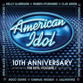 <i>American Idol 10th Anniversary – The Hits</i> 2011 greatest hits album by Various artists