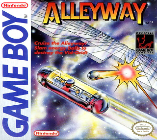 <i>Alleyway</i> (video game) 1989 video game