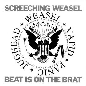 <i>Beat Is on the Brat</i> 1998 compilation album by Screeching Weasel