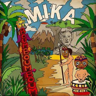 Boum Boum Boum 2014 single by Mika