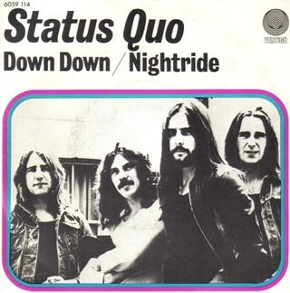 Imagem da capa da música Down Down de Status Quo