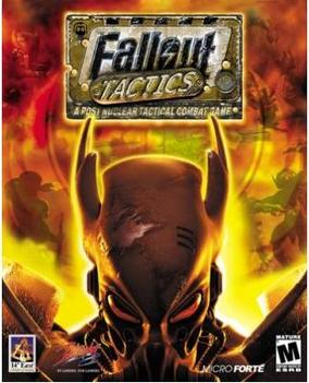 Picture of a game: Fallout Tactics: Brotherhood Of Steel