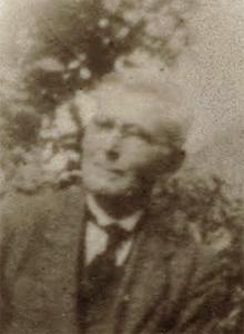 Herbert Haddock British sailor