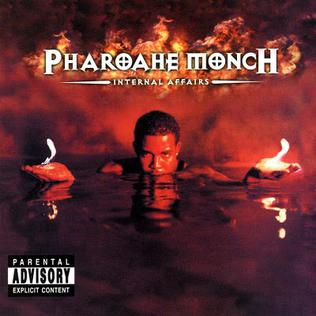 <i>Internal Affairs</i> (Pharoahe Monch album) 1999 studio album by Pharoahe Monch