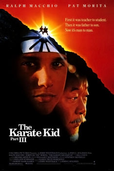 Picture of a movie: The Karate Kid, Part III