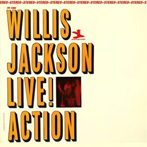 <i>Live! Action</i> 1966 live album by Willis Jackson