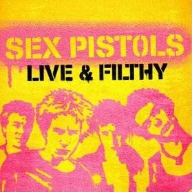 Live & Filthy artwork