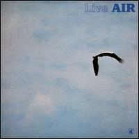 <i>Live Air</i> 1980 live album by Air