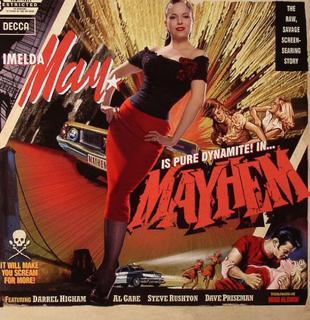 Mayhem Imelda May Song Wikipedia