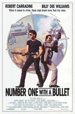 Number One With A Bullet Film Wikipedia