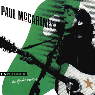 Paul McCartney - Unplugged.