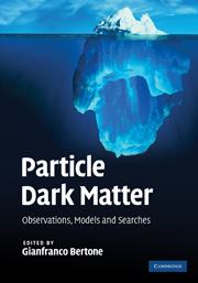 Particle Dark Matter - Wikipedia