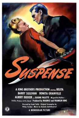 Poster of the movie Suspense.jpg