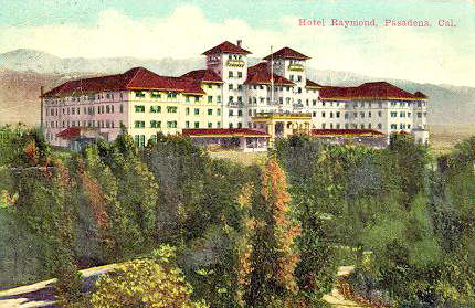 The Raymond Hotel Is Rebuilt Edit