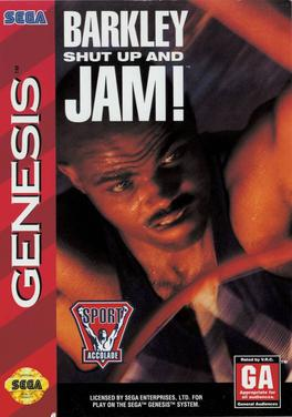 Sega Genesis Barkley Shut Up and Jam! cover art.jpg
