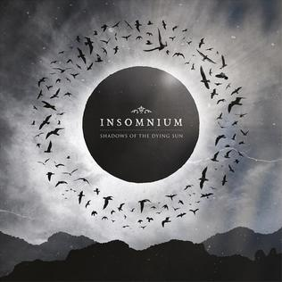 <i>Shadows of the Dying Sun</i> 2014 studio album by Insomnium