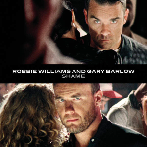 Robbie Williams and Gary Barlow — Shame (studio acapella)