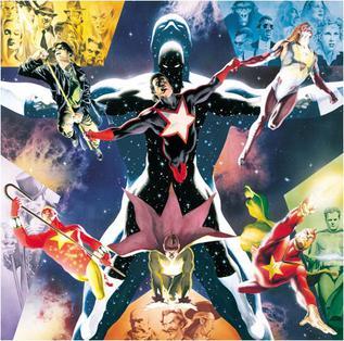 <i>Starman</i> (DC Comics) Fictional comics superhero