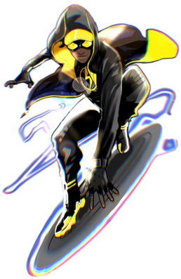 Static (DC Comics) - Wikipedia