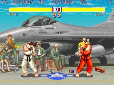 street fighter play