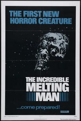 Viscosidad (1977) The-Incredible-Melting-Man-poster