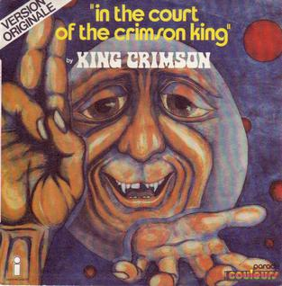 King Crimson Cat Food