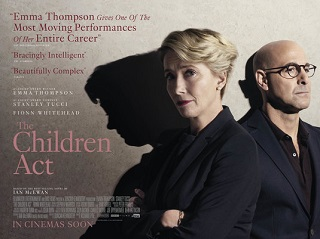 <i>The Children Act</i> (film) 2017 film by Richard Eyre