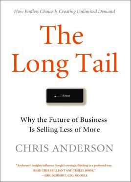 the long tail book review Amazonin - buy the long tail from smartercomics book online at best prices in india on amazonin read the long tail from smartercomics book reviews & author details and more at amazonin free delivery on qualified orders.