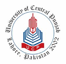 University of Central Punjab Private university located in Lahore, Punjab, Pakistan