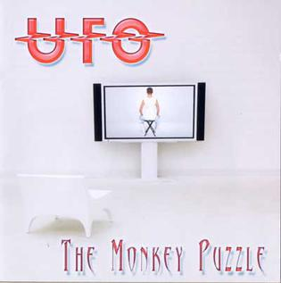 <i>The Monkey Puzzle</i> (UFO album) album by UFO