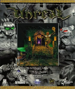 Unreal 1998 Video Game Wikipedia