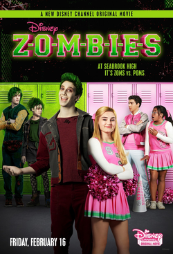 Disney's Zombies movie