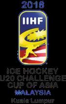 2018 IIHF U20 Challenge Cup of Asia