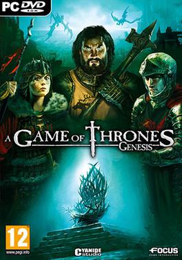 A Game of Thrones - Genesis box