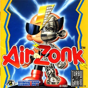 Picture of a game: Air Zonk