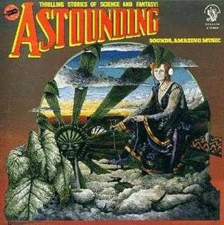 <i>Astounding Sounds, Amazing Music</i> 1976 studio album by Hawkwind