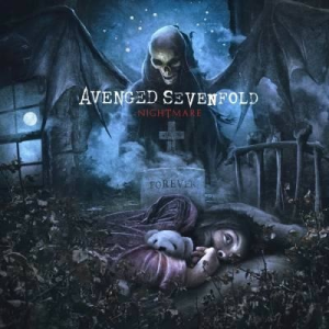 <i>Nightmare</i> (Avenged Sevenfold album) 2010 studio album by Avenged Sevenfold